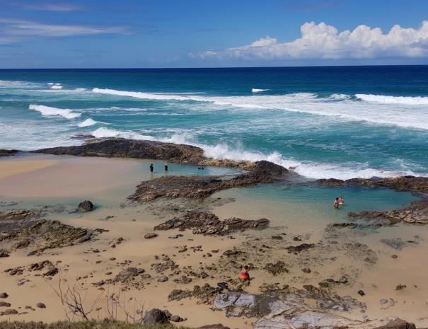 Fraser Island House Rentals Eurong